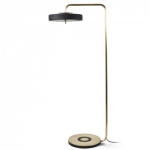 Lampa de podea AXIS FLOOR LAMP BLACK