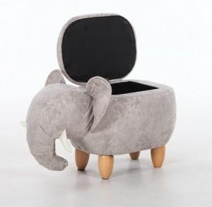 Scaun copil GREY ELEPHANT STORAGE
