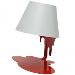 Lampa RED FLOW
