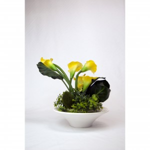 Aranjament floral cu vaza AF05