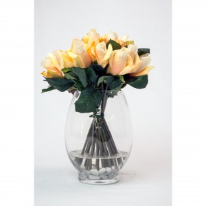 Aranjament floral cu vaza AF11