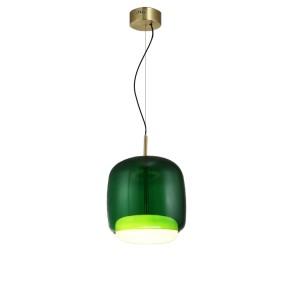 Corp de iluminat pe fir BUSHA LAMP S GREEN