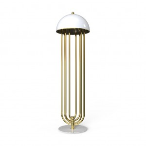 Lampa de podea DECO WHITE ART FLOOR LAMP