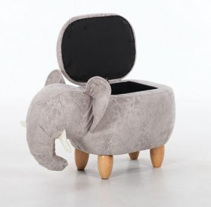 Scaun copil GREY ELEPHANT STORAGE