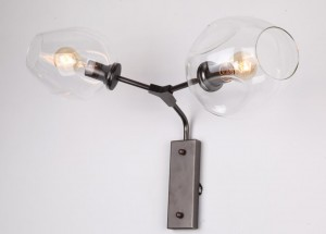 LAMPA DE PERETE ROA WALL LAMP 2 Grey