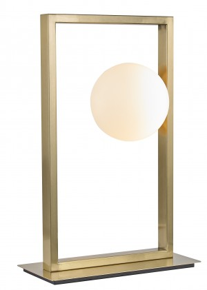 Veioza GOLD GEOMETRY LAMP