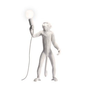Veioza MONKEY LIGHT V2 W
