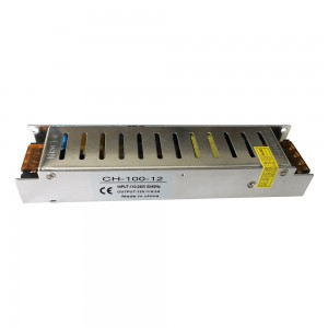 Sursa alimentare LED compact 100W DC12V