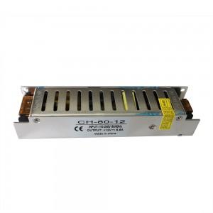 Sursa alimentare LED compact 80W DC12V