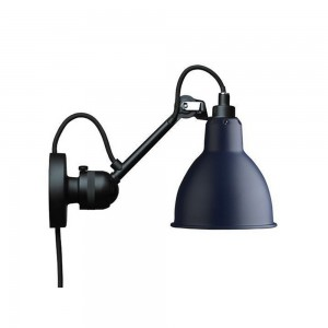 LAMPA DE PERETE TULMA V-1 NEGRU