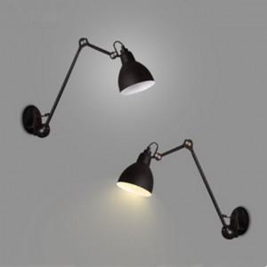LAMPA DE PERETE TULMA V-2 NEGRU