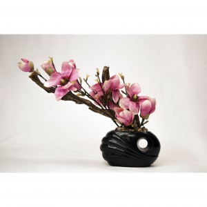 Aranjament floral cu vaza AF01
