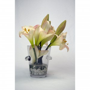 Aranjament floral cu vaza AF03