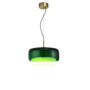Corp de iluminat pe fir BUSHA LAMP L GREEN