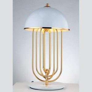 Veioza DECO ART LAMP 3S WHITE