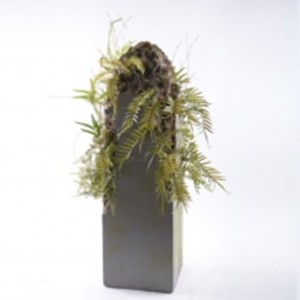 Decoratiune rock cu plante artificiale AN-3458
