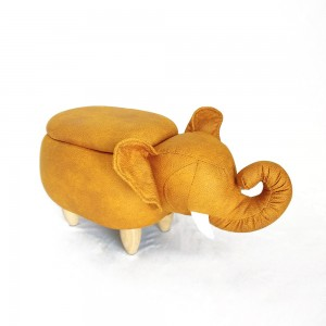 Scaun copil ORANGE ELEPHANT STORAGE