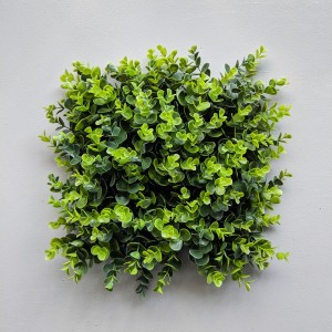 Perete plante artificiale Eucalyptus leaves 25x25