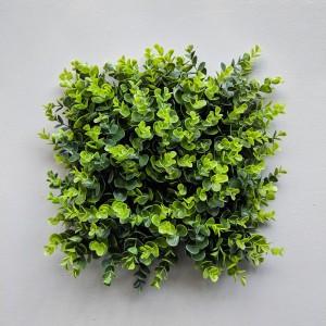 Perete plante artificiale Eucalyptus leaves 25x25