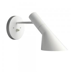 LAMPA DE PERETE RIN LIGHT ALB
