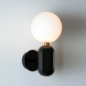 Lampa de perete POLY LIGHT BLACK