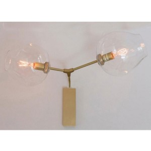 LAMPA DE PERETE ROA WALL LAMP 2 Gold
