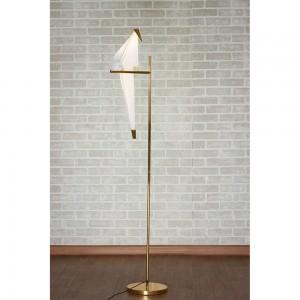 LAMPA DE PODEA SWING F AURIU+ALB