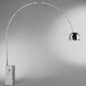 LAMPA DE PODEA ARC FLOOR LAMP